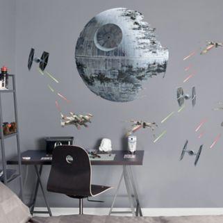 Star Wars Death Star Battle Wall Decals by Fathead