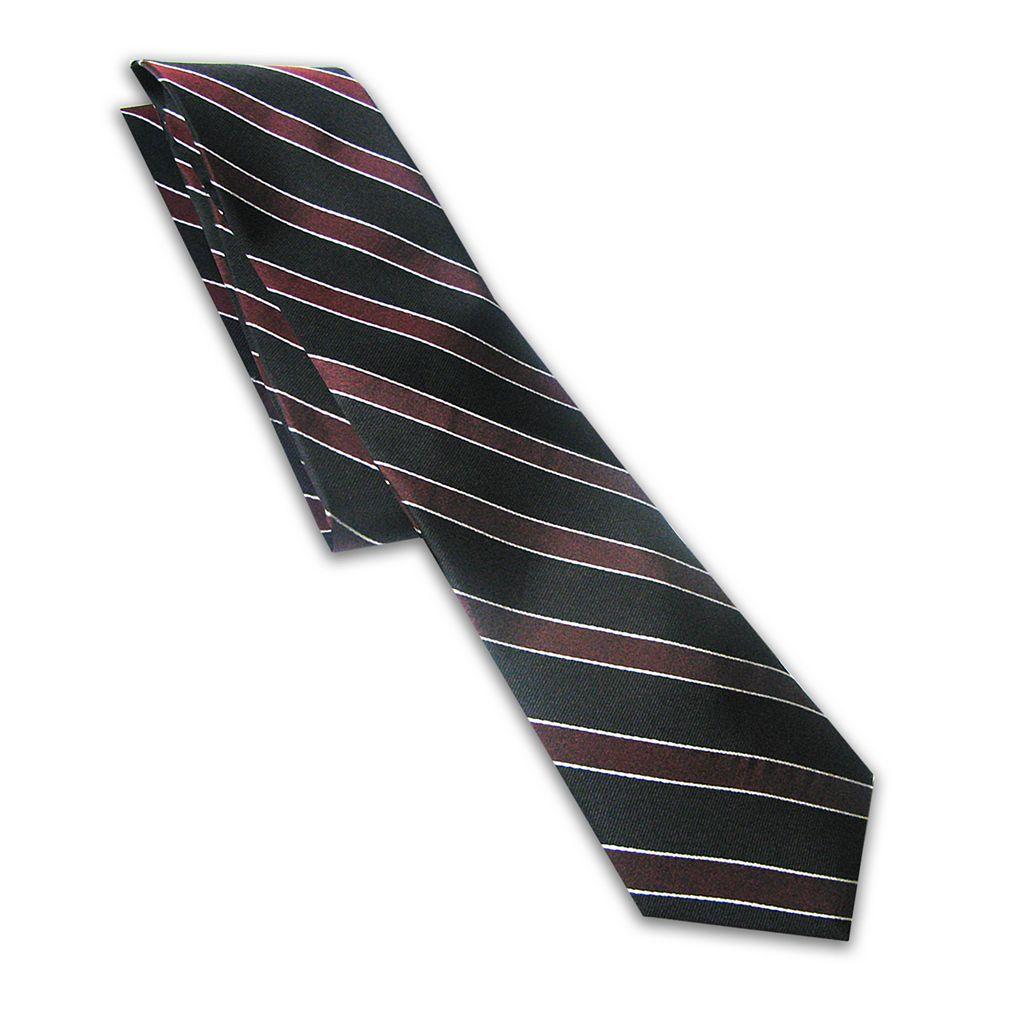 Haggar® 1926 Originals Striped Skinny Tie - Men