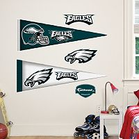 Philadelphia Eagles Pennant Wall Decals by Fathead Jr.