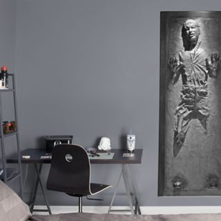 Star Wars Han Solo In Carbonite Wall Decals by Fathead