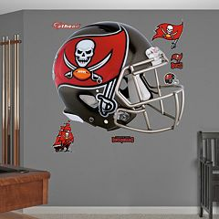 Tampa Bay Buccaneers Helmet Wall Decals by Fathead