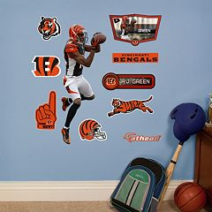 Cincinnati Bengals A.J. Green Wall Decals by Fathead Jr.
