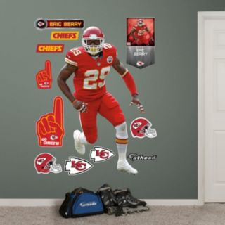 Kansas City Chiefs Eric Berry Wall Decals by Fathead