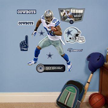 Dallas Cowboys Dez Bryant Wall Decals by Fathead Jr.
