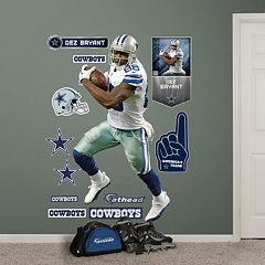 Dallas Cowboys Dez Bryant No. 88 Wall Decals by Fathead