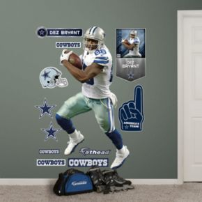 Dallas Cowboys Dez Bryant No. 88 Wall Decals by Fathead