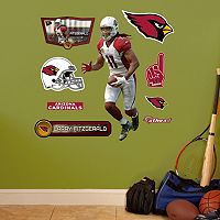 Arizona Cardinals Larry Fitzgerald Wall Decals by Fathead Jr.