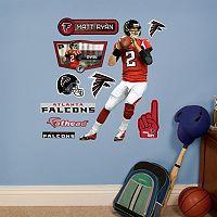Atlanta Falcons Matt Ryan Wall Decals by Fathead Jr.