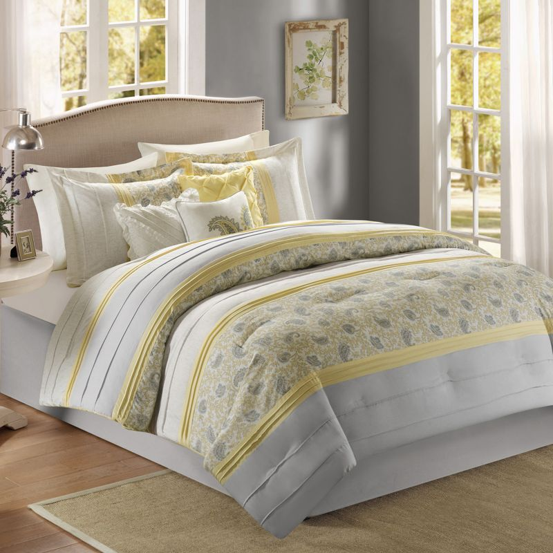 Imported Pintuck Bedding Kohl S