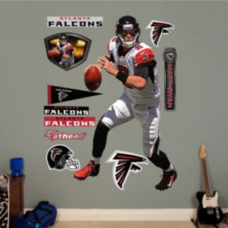 Atlanta Falcons Matt Ryan Wall Decals by Fathead