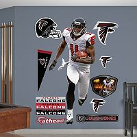Atlanta Falcons Julio Jones Away Wall Decals by Fathead