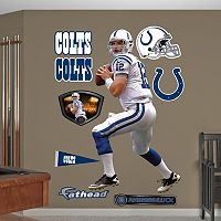 Indianapolis Colts Andrew Luck Wall Decals by Fathead