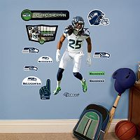 Seattle Seahawks Richard Sherman Wall Decals by Fathead Jr.