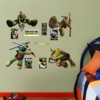 Teenage Mutant Ninja Turtles Wall Decals by Fathead Jr.