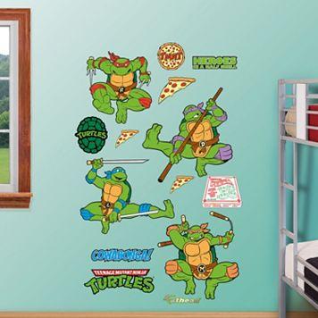 Teenage Mutant Ninja Turtles Classic Wall Decals by Fathead