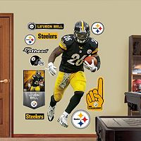 Pittsburgh Steelers Le'Veon Bell Wall Decals by Fathead