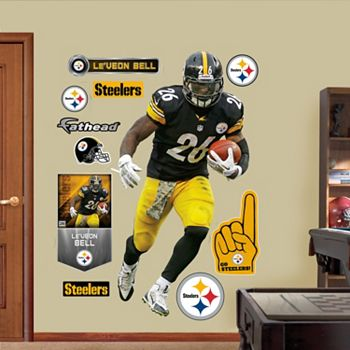 Pittsburgh Steelers Le\'Veon Bell Wall Decals by Fathead