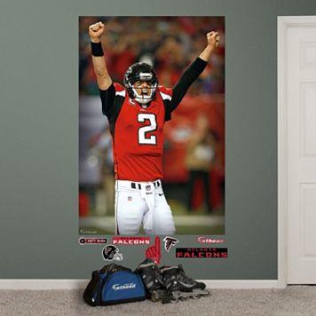 Atlanta Falcons Matt Ryan Celebration Mural Wall Decals by Fathead Jr.