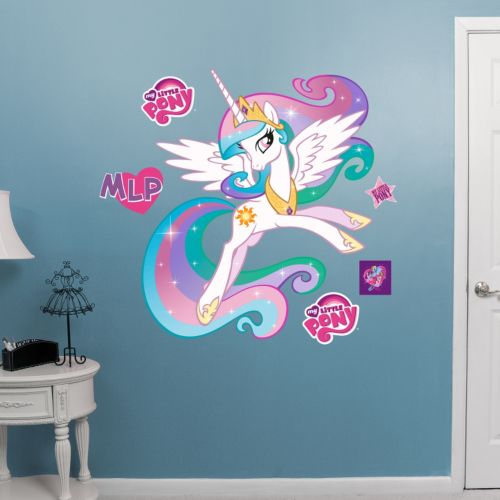 My Little Pony Princess Celestia Wall Decals by Fathead