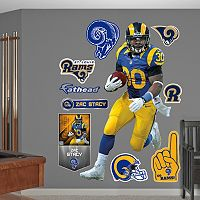 St. Louis Rams Zac Stacy Wall Decals by Fathead