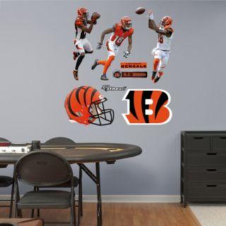 Cincinnati Bengals A.J. Green Hero Pack Wall Decals by Fathead