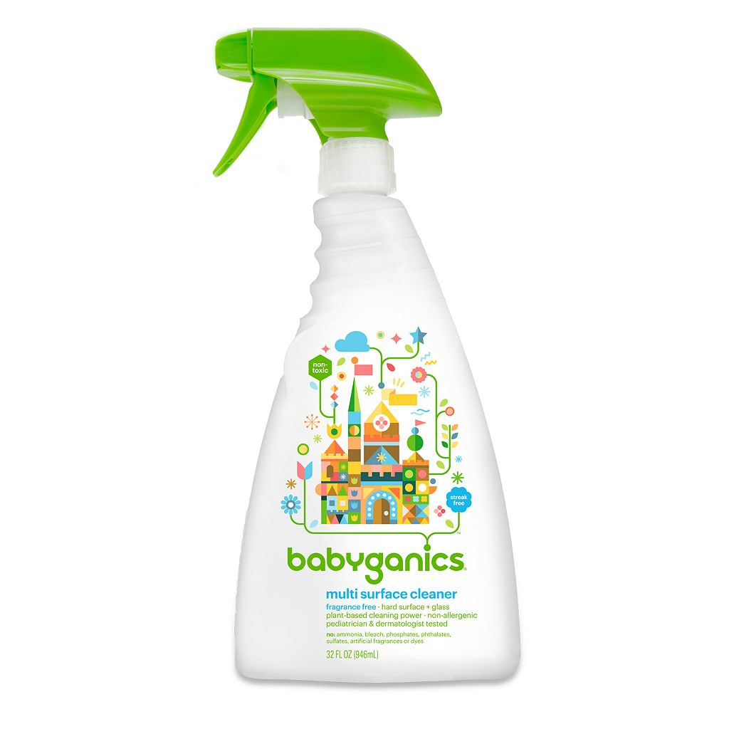 Babyganics 32-oz. Multi-Surface Cleaner