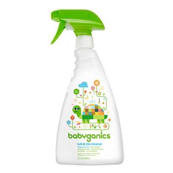Babyganics 32-oz. Fragrance-Free Tub & Tile Cleaner