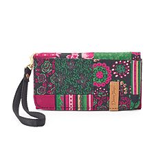 Donna Sharp Cell Phone Wristlet