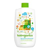 Babyganics 16-oz. Fragrance-Free Floor Cleaner Concentrate