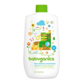 Babyganics 16-oz. Fragrance-Free Floor Cleaner Concentrate
