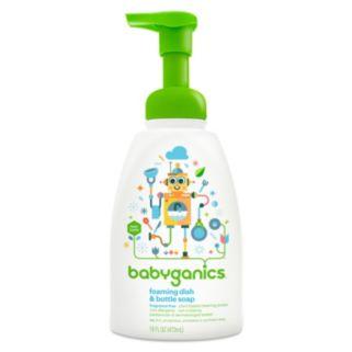 Babyganics 16-oz. Foaming Dish & Bottle Soap