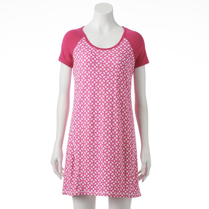 Cool Girl Pajamas: Fresh Take Sleep Shirt - Women's Plus Size