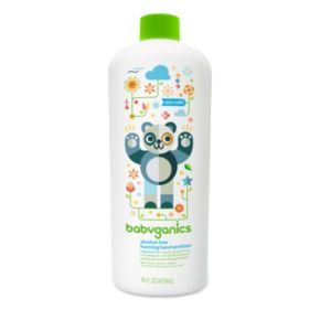 Babyganics 16-oz. Alcohol-Free Foaming Hand Sanitizer Refill