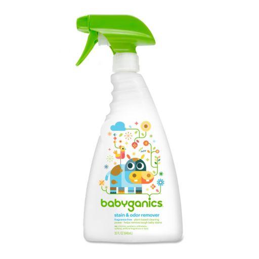 Babyganics 32-oz. Fragrance-Free Stain & Odor Remover