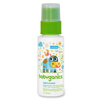 Babyganics 2-oz. Fragrance-Free Stain & Odor Remover Spot-Off Marker