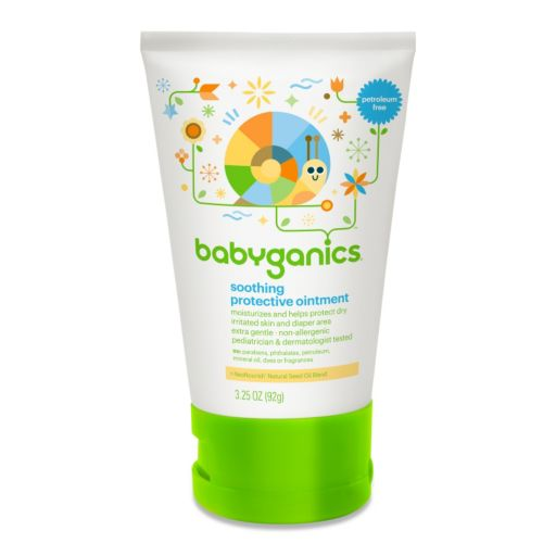 Babyganics 3.25-oz. Non-Petroleum Soothing Protective Ointment
