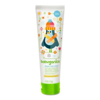 Babyganics 4-oz. Soothing Diaper Rash Cream