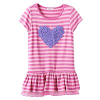 Design 365 Heart Rosette Tunic - Toddler Girl