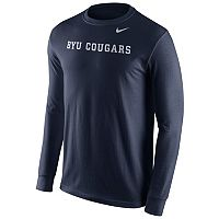 Men's Nike BYU Cougars Wordmark Tee