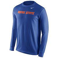 Nike Boise State Broncos Wordmark Tee - Men