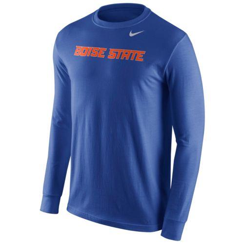 Nike Boise State Broncos Wordmark Tee – Men