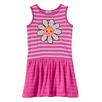 Design 365 Drop-Waist Daisy Dress - Toddler Girl