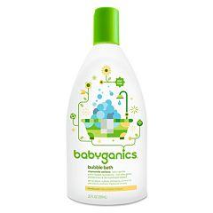 Babyganics 20-oz. Bubble Bath