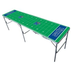 Memphis Tigers 2' x 8' Tailgate Table