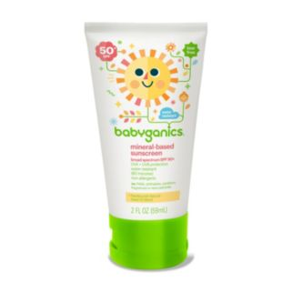 Babyganics On-the-Go 2-oz. Moisturizing SPF 50 Sunscreen Lotion