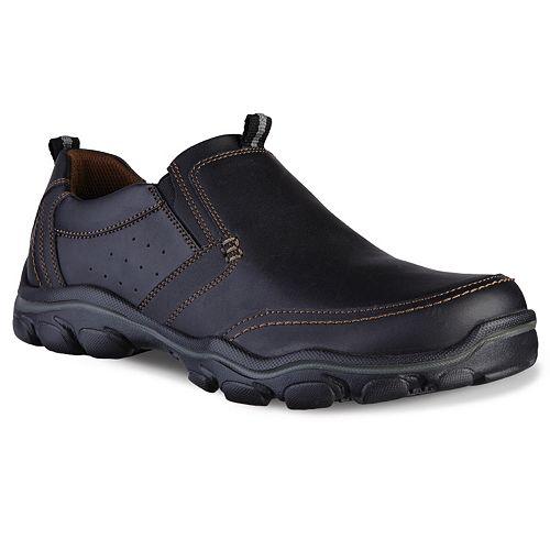 Skechers Relaxed Fit Montz Devent Men's Slip-On Shoes