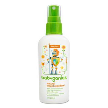 Babyganics 2-oz. Deet-Free Insect Repellent