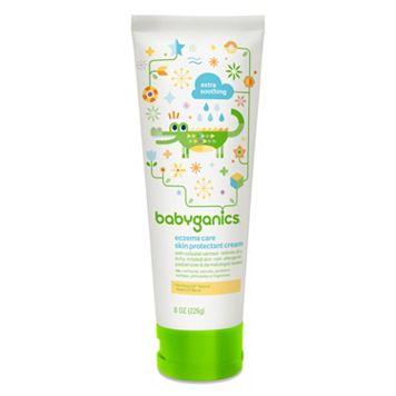 Babyganics 8-oz. Eczema Skin Protectant Cream