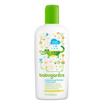 Babyganics 8-oz. Fragrance-Free Moisturizing Skin Therapy Wash
