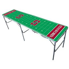 Stanford Cardinal 2' x 8' Tailgate Table